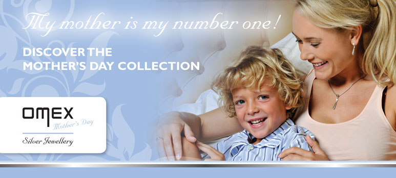 My mother is number one! Discover the Mother's Day Collection; Coming soon