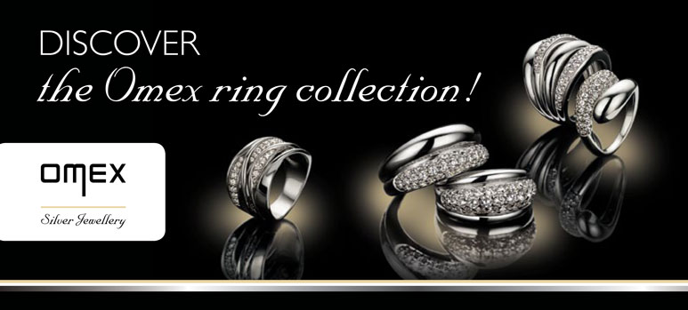 Discover the Omex Ring Collection